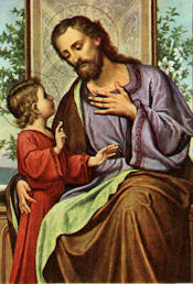 The Feast Day of St Joseph is March 19