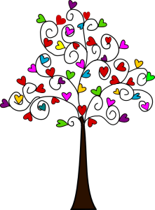 tree-of-multicoloured-heartshaped-leaves